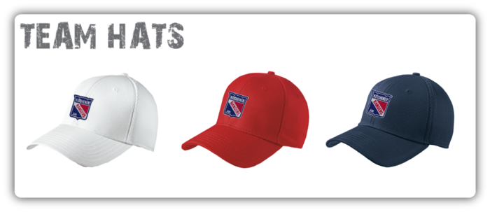 Jr Ranger Team Hats