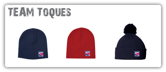 Jr Ranger Team Toques