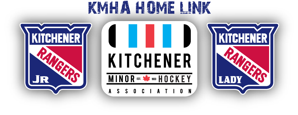 Kitchener Minor Hockey Apparel Home Link